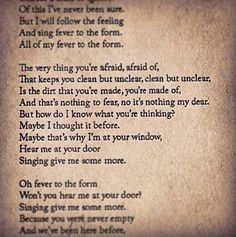 Fever to the Form - Nick Mulvey