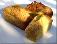 Pistachio Lemon and Rapeseed Oil Financiers, by Phil in the Kitchen