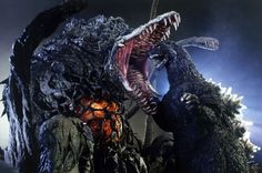 Biollante is unquestionably the most creative monster design to come out of the Heisei series of Godzilla flicks, and when he showed up it was really a breath of fresh air for the series.