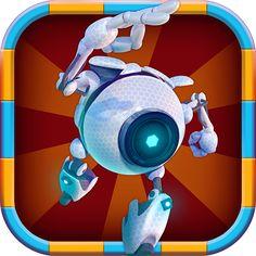 Robot Ico: Robot Run and Jump v1.3 (Mod Apk Money) http://ift.tt/2fWjxiL