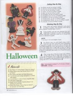 HALLOWEEN MAGNETS 1.1