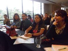 En distintas dinámicas los asistentes compartieron sus experiencias sobre el tema.