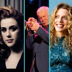 Melbourne International Jazz Festival Opening Gala - The Way You Look Tonight (Katie Noonan, Vince Jones, Kristen Berardi) (1 June 2012) A-Res $69, B-Res $59 Jazz Festival, Melbourne, Theatre, June, Events, Theatres, Theater