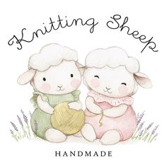 Image may contain: text Sheep Illustration, Cute Animal Illustration, Watercolor Illustration, Baby Animal Drawings, Eid Crafts, Cute Sheep, Dibujos Cute, Watercolor Animals, Easy Drawings