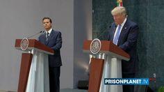 Donald Trump Spreads Anti-Globalist Message In Mexico
