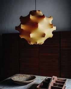 Achille Castiglioni lamp at galeriehalf