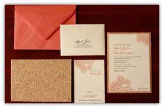 I know I said I didn't like theme, but I really do like these invitations.  Great colors!