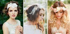 Acconciature da sposa per capelli ricci: tante idee per un hairstyle da favola! : Album di foto - alfemminile