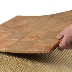 pav s bois de bout chene rouge au sol pinterest ch ne rouge pav s et rouge. Black Bedroom Furniture Sets. Home Design Ideas