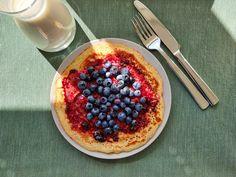#panqueques #avena #panquequesavena #singluten #sintacc #casero #comidasana #comersano #desayunosano #meriendasana #perderpeso #pancakes #oatmeal #oatmealpancakes #glutenfree #homemade #healthyfood #healthymeal #healthyeating #healthybreakfast #weightlossfood Sin Gluten, Acai Bowl, Cooking, Breakfast, Inspiration, Food, Oat Pancakes, Chocolate Pasta, Skimmed Milk