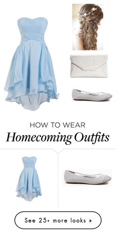 """Pretty dresses {7}"" by gabbidb on Polyvore featuring Style & Co."