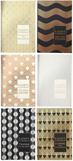 Coralie Bickford-Smith - Art Deco Book Jackets