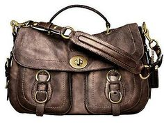 Cute coach purse