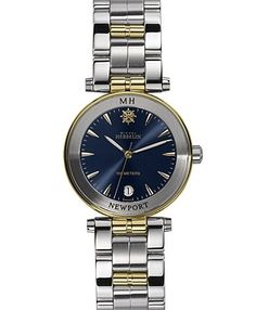 Michel Herbelin model ladies watch savings price from for Newport, Yacht Club, Watch Brands, Gold Watch, Watches, Lady, Model, Accessories, Top