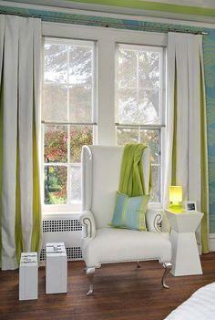 красивый дизайн спальни от Dyfari Interiors