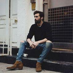 @lukeditella #beardbad
