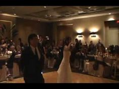 "Funny Father/Daughter Wedding Dance to ""Single Ladies"""