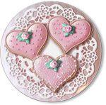 Cookies 'N Cream: Wedding Hand Decorated Cookie Favors