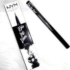 NYX Epic ink Eyeliner! Hands down HG eyeliner pen I have every used!!