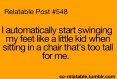 Short girl problems, lol ha ha so do this everytime lol I am a big kid! Short People Problems, Short Girl Problems, Teenage Girl Problems, Girl Problems Funny, Me Quotes, Funny Quotes, Funny Memes, That's Hilarious, True Memes