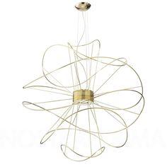 Hoops LED Pendant by Axo #Light | #lighting