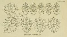 EKDuncan - My Fanciful Muse: Regency Era Needlework Patterns from Ackermann's Repository 1816-1820
