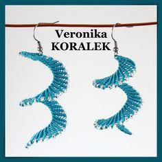 Käytin taas S-lon ja Toho pyöreät siemenhelmet Earrings - micro macrame, made of S-lon and Toho seed beads. Beaded Jewellery, Jewelry, Micro Macrame, Seed Beads, Earrings, Crafts, Inspiration, Jewellery Making, Biblical Inspiration