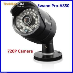 Swann 2x PRO-A850 - Super HD 720P Day/Night Security Camera