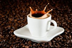 Espresso Splash   Flickr - Photo Sharing!