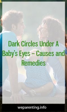 Dark Circles Under A Baby's Eyes – Causes and Remedies  #maternity  #maternitydress  #parenting 5 Weeks Pregnant, Getting Pregnant, Pregnancy Health, Pregnancy Care, Pregnancy Workout, Pregnancy Problems, Pregnancy Goals, Pregnancy Facts, Pregnancy Info