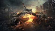 Online Game World of Tanks