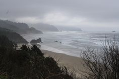 I took this picture somewhere along the Oregon coast. If you ever have the chance to drive along the Pacific Coast Highway I highly suggest it. Just bring a way to charge your camera. [38882592] #reddit