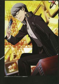 Persona 4 - Protagonist/Yu Narukami