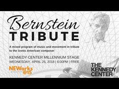 Bernstein Tap & Rap - Millennium Stage (April 25, 2018)