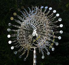 La impresionante escultura cinética de Anthony Howe