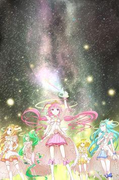 Red Glitter, Glitter Art, Glitter Force, Glitter Outfit, Sparkles Glitter, Studio Ghibli, Glitter Paint For Walls, Smile Pretty Cure, Futari Wa Pretty Cure