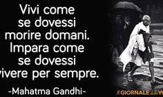 Frasi di Gandhi