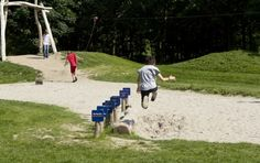 Natuurpark Lelystad. Playscape - by DST
