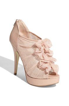 scarpe rosa sposa