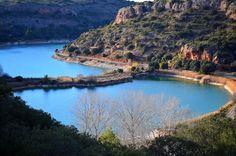 Entrelagunas   Between lakes  Lagunas Redondilla  y Lengua. Parque  Natural de las Lagunas de Ruidera  Dedicada al maestro @josemafustel que tantas cosas me está enseñando  #betweenlakes #entrelagunas #lagunasderuidera #mobilephotography