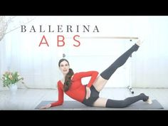 Ballet Beautiful Quick Tip - How to Sculpt Ballerina Abs Insanity Workout, Best Cardio Workout, Barre Workout, Workout Videos, Workout Fitness, Fitness Exercises, Ballet Beautiful Workout, Mary Helen Bowers, Pole Dance Moves