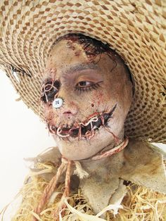 scarecrow  (Makeup by Academy of Makeup, Australia)