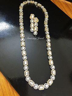 Pakistani Jewelry, Sterling Silver Jewelry, Jewelery, Chain, Beads, Jaipur, Diamond, Pendant, Amazing