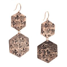 All The Buzz Earrings | Fusion Beads Inspiration Gallery