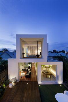 Residência Stevens / Matt Gibson Architecture + Design