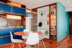 Casa de Valentina - A influência das cores