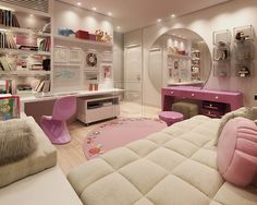 This reminds me of a Barbie house