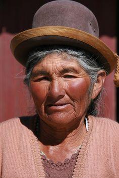 Potosi area, Bolivia