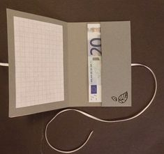 Diy Gifts, Anna, Cards, Diy Stuff, Handmade, Ideas, Cash Gifts, Hand Made, Diy Things