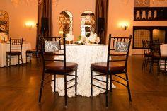 Sweatheart table. Alden Castle Wedding. A LONGWOOD Venue. Boston Wedding. Kelsey Regan Photography.